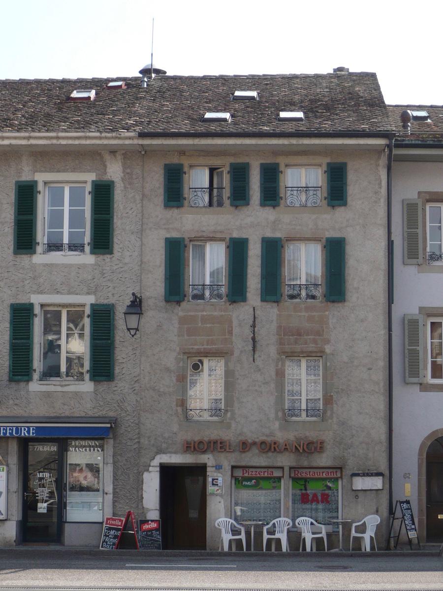 Hôtel d'Orange